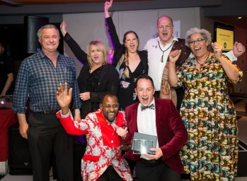 BNI Number One won the award for the Best Growth in the South Peninsula Region.