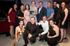 BNI Shiraz won the award for the Best Retention in the North Peninsula Region.