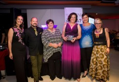 The Lord Somerset Marketing Power Team won the Givers Gain Award