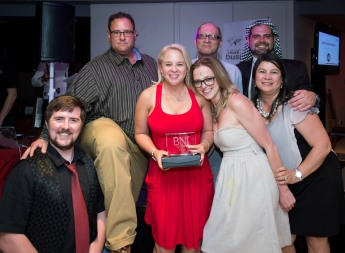BNI Ratanga won the award for the most Closed Business in the North Peninsula Region.