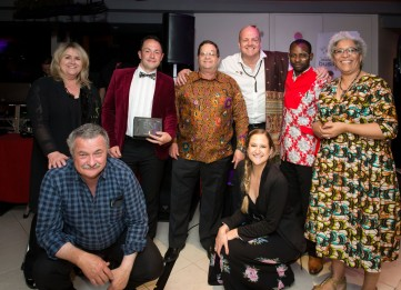 BNI Number One won the award for the Most Improved Attendance in the North Peninsula Region.