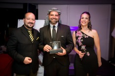 Jaco Pieterse won the Most Referrals Passed Award for BNI North Peninsula