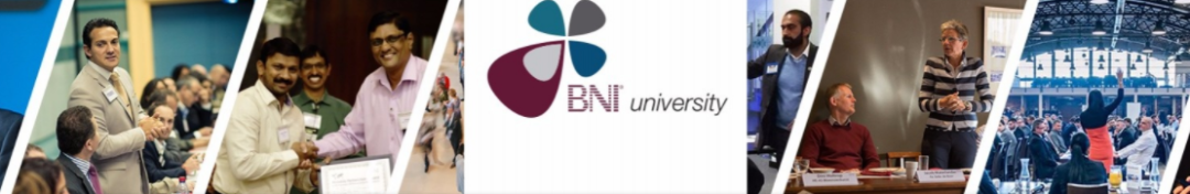 BNI University banner